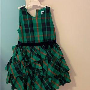 Child Christmas dress